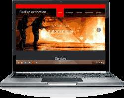 firepro-extinction site dédié à l'aérosol Firepro d''extinction automatique