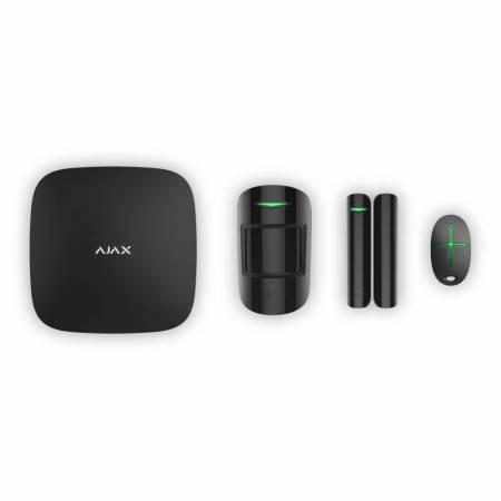 Kit alarme sans fil Ajax Systems Starter Kit - noir
