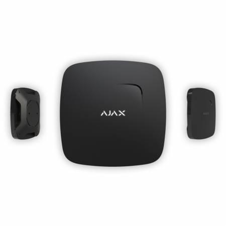 Fire Protect détecteur de fumée sans fil Ajax Systems - Noir