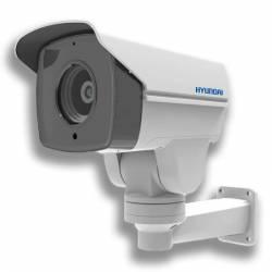 Caméra IP PTZ de 2 mégapixels avec zoom 5.1-51mm et éclairage IR de 80 m