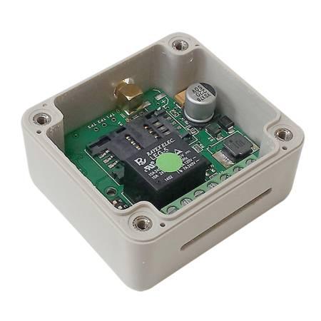 Module de télécommande par GSM avec reconnaissance ou non des numéros appelants