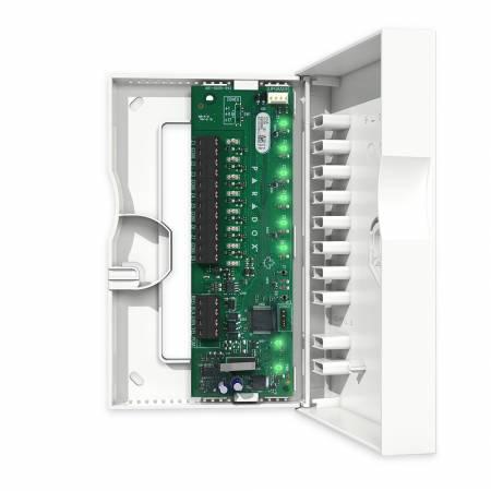Module d'extension 8 zones en boitier pour centrales Paradox 16 zones avec ATZ réf-ZX82