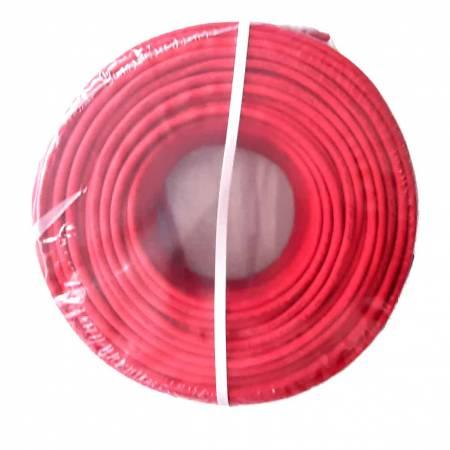 Bobine de 100m câble 4x1mm² rigide résistant au feu blindé avec drain de masse
