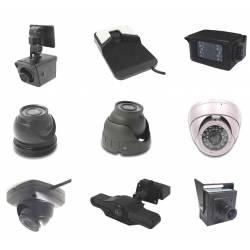 Caméra embarquée AHD et IP