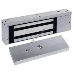 Ventouse électromagnétique saillie 600Kg signalisation lumineuse NFS61937