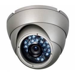 Caméra dôme 540TVL 3,6 MM IR10M Sony super Had II étanche FSD3IR10E