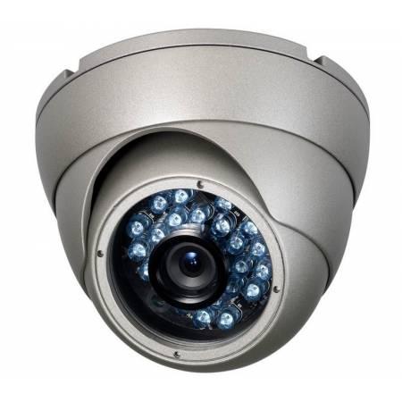 Caméra dôme 540TVL 3,6 MM IR20M Sony super Had II étanche