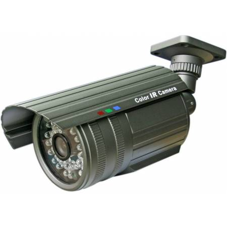 Caméra tube 540TVL 3,6 MM IR15M Sony super Had II étanche