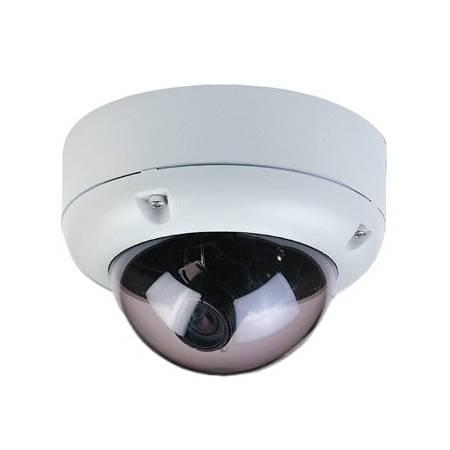 Caméra 1,3MP IP H264 étanche Antivandale varifocale PoE et 12Vdc