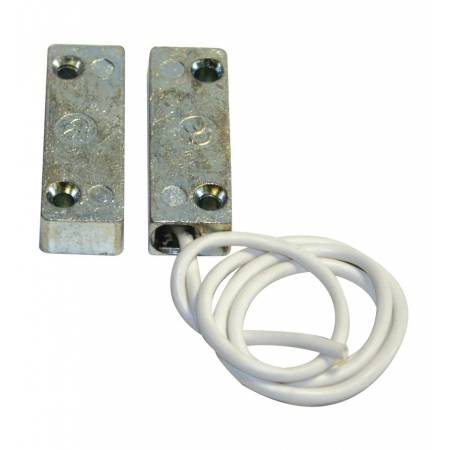 Contact d'ouverture magnétique aluminium REF A/C3 écart 20mm