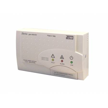 SE315EC détecteur de monoxyde de carbone CO avec buzzer et sortie relai