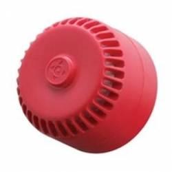 Avertisseur sonore étanche fourni avec sa base ROSHNI EN54-3