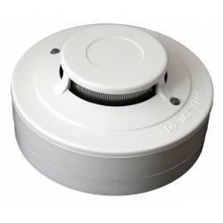 Tête conventionnelle détecteur optique de fumée 2 led de signalisation sortie IA GFE S-2L