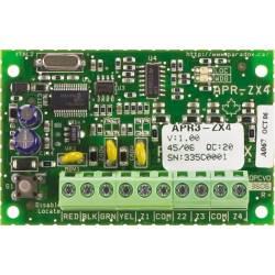 Module d'extension de 4 zones (8 avec ATZ) pour MG50XX, Evo et Spectra Paradox réf.ZX4