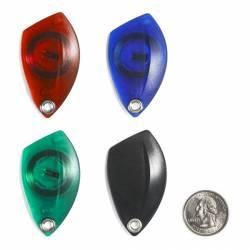 Badge porte clef de proximité nouveau design Paradox réf-C705