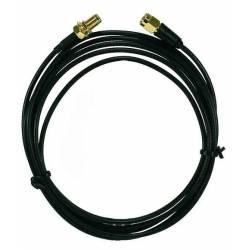 Câble d'antenne GSM rallonge pour transmetteur PCS250 de 7m Paradox EXT7