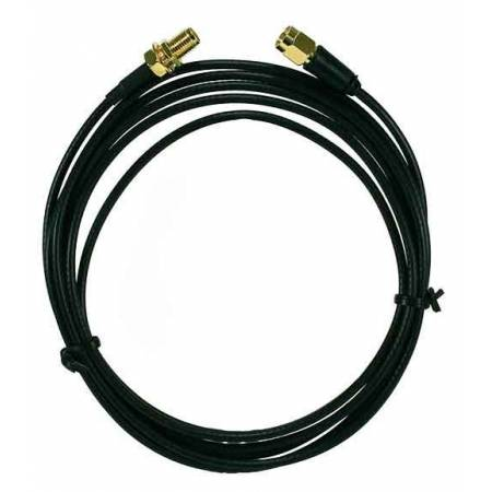 Câble d'antenne GSM rallonge pour transmetteur PCS250 de 15m Paradox réf-EXT15