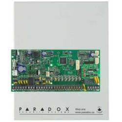 Centrale 8 zones (16 ATZ) extensible à 32 zones en coffret avec transformateur Paradox SP6000