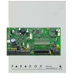 Centrale 16 zones (32 ATZ) extensible à 32 zones en coffret avec transformateur Paradox SP7000