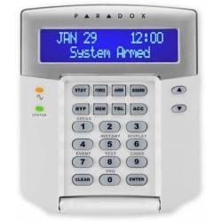 Clavier LCD EVO nouveau design Paradox K641+