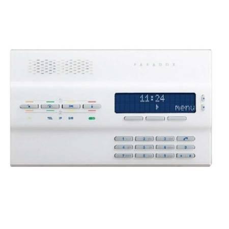 Centrale radio 64 zones transmetteur filaire vocal et digital et une télécommande
