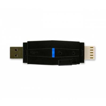 Clef USB de sauvegarde programmes centrales et modules Paradox PMC5