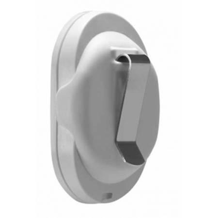 Clip métal pour porter à la ceinture le bouton poussoir télécommande REM101 Paradox B101