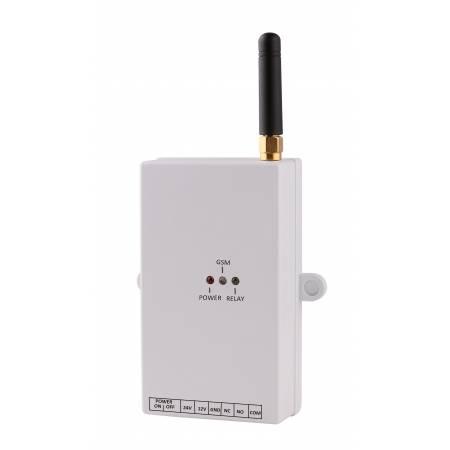 Télécommande GSM ouverture barrière, portail ou portillon