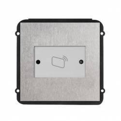 Module de lecture de carte de proximité étanche pour platine de rue Ref. VTO2000A-R