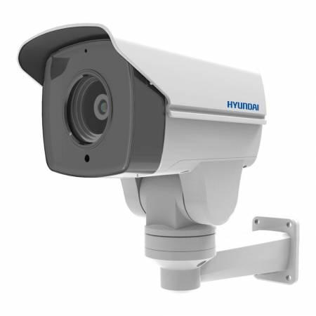 Caméra tube PTZ HD-TVI de 2 mégapixels avec zoom 5.1-51mm et éclairage IR de 80 m