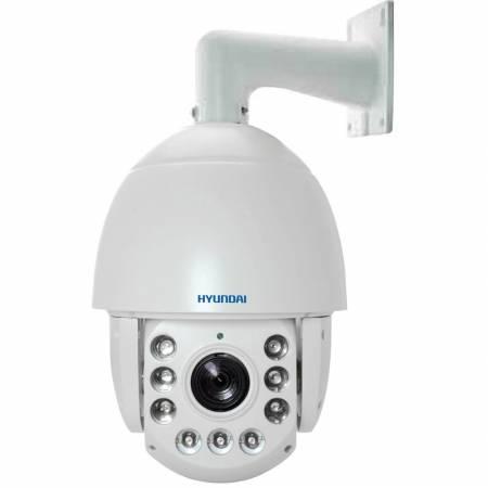 Caméra dôme PTZ HD-TVI de 2 mégapixels avec zoom 4.7-94mm et éclairage IR de 100 m