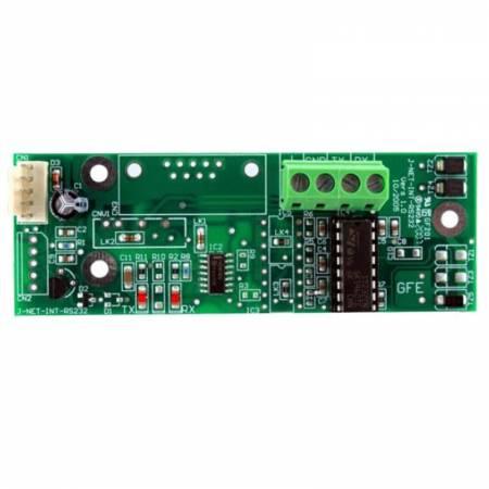 Interface RS232 pour tableau de report d'alarme ORION (2 nécessaires)