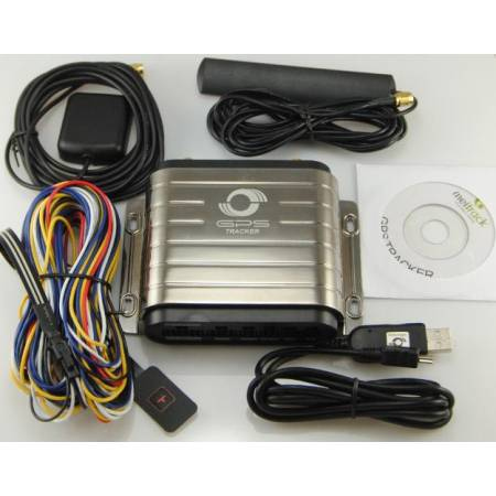 KIT-MVT600 balise GPS complet avec accessoires Meitrack