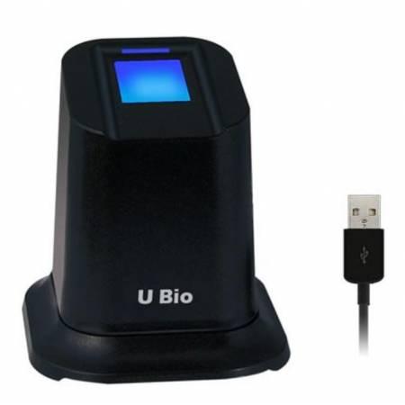 Lecteur biométrique d'enrôlement pour logiciel Anviz de contrôle d'accès ou de gestion du temps