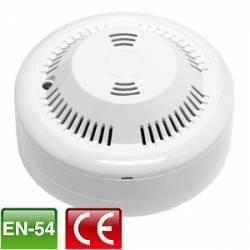 Détecteur de gaz propane butane 24Vdc avec relais NO-NF (socle inclu) 4 fils NB-983-LP-24V
