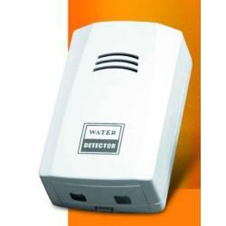 Détecteur autonome sonde d'inondation avec report relais NO/NF et buzzer