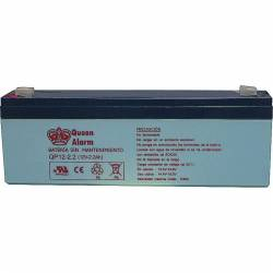 Batterie rechargeable 12V 2,2Ah sans entretien