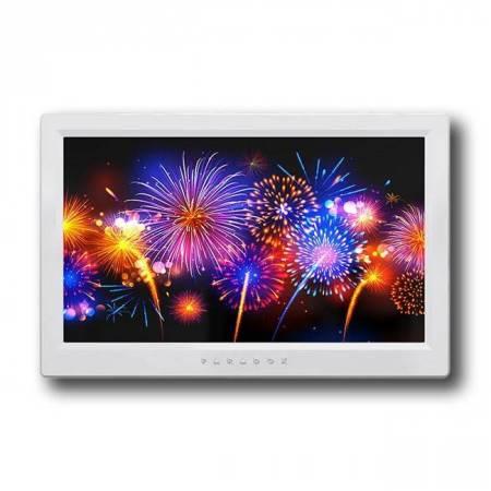 Clavier LCD écran tactile graphique Paradox réf-TM70-profil