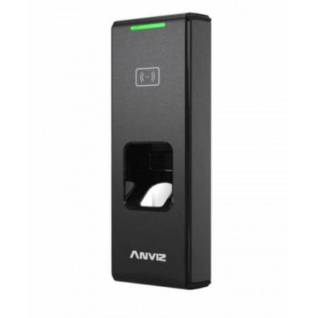 Lecteur biométrique d'empreinte digitale et de badge de proximité C2 Slim