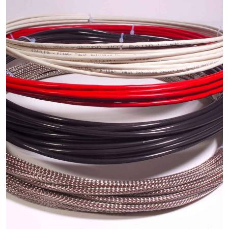 Câble de détection linéaire thermique seuil 185°C - TH185N - LHD185N