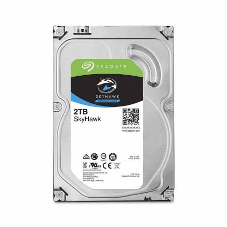 Disque dur Seagate® SkyHawk™ Lite de 2 Tb et 6Gb/s avec cache de 64Mb