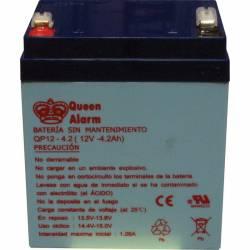 Batterie rechargeable 12V 4,2Ah sans entretien